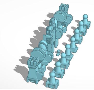 Announcing the Tinkercad & MakerBot Chess Challenge Winner