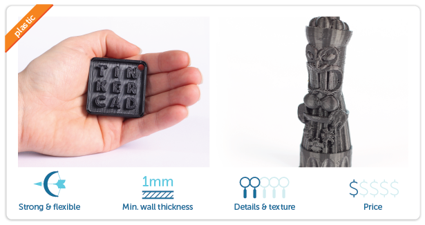 3D Printing Materials Guide – Tinkercad Blog