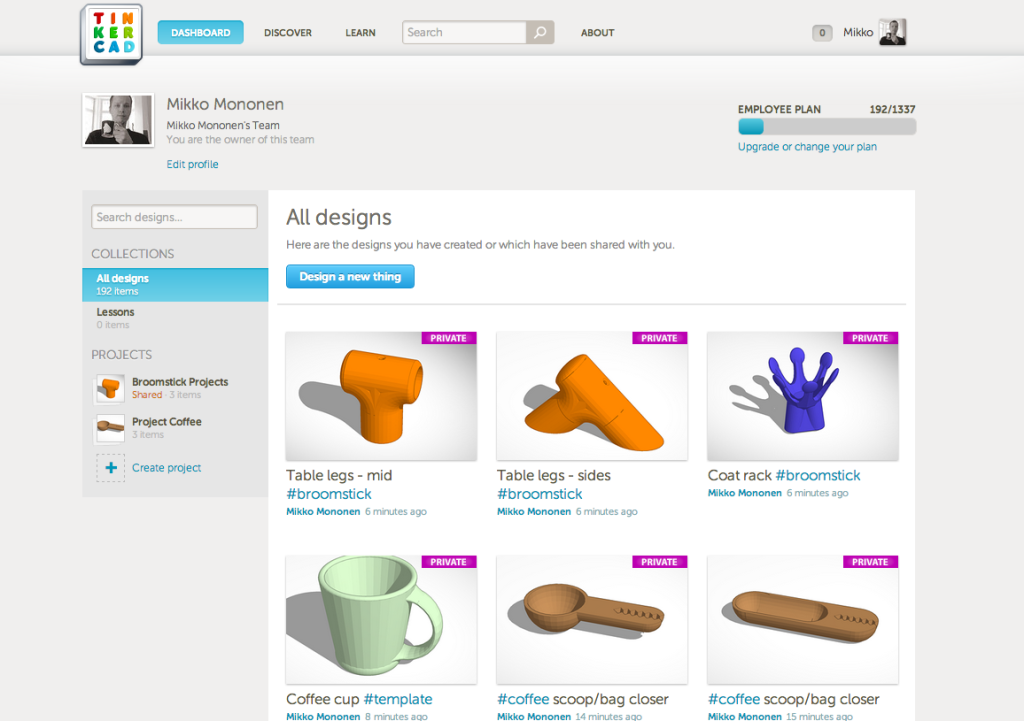 new_dashboard_projects