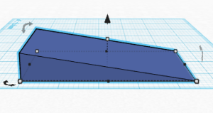 Just use the Wedge in the Geometric drop-down and resize.