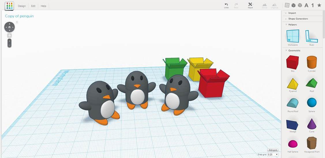 Tinkercad is back tinkercad 3d design blog 3d printer design software