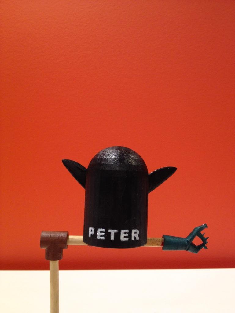 Tinkercad, 3d printed, penguin, tinkguin