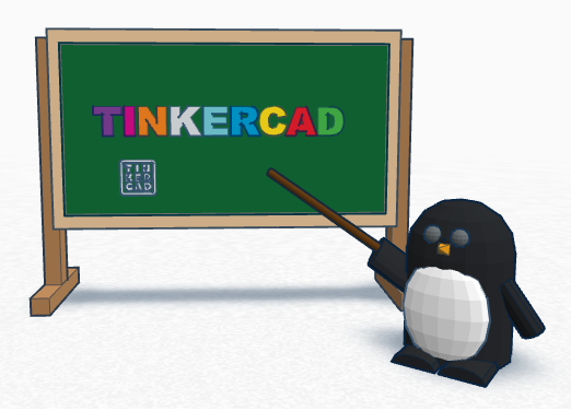 tinkercad, education, peterdpenguin, peterpenguin, STEM, STEAM