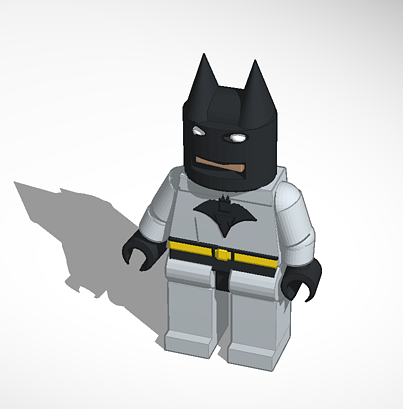 Batman lego-type