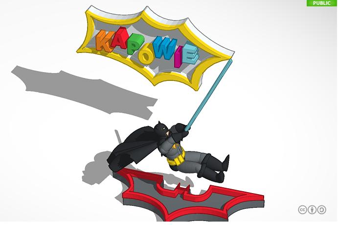 Batman Kapowie
