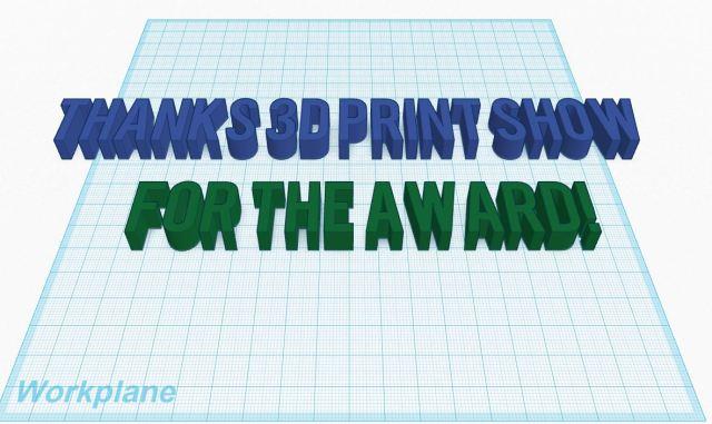3dprintshow