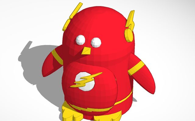 peter_penguin_as_the_flash