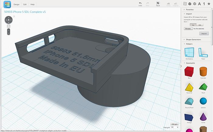 Birdwatchers beware digiscoping meets 3d printing Tinkercad 3d