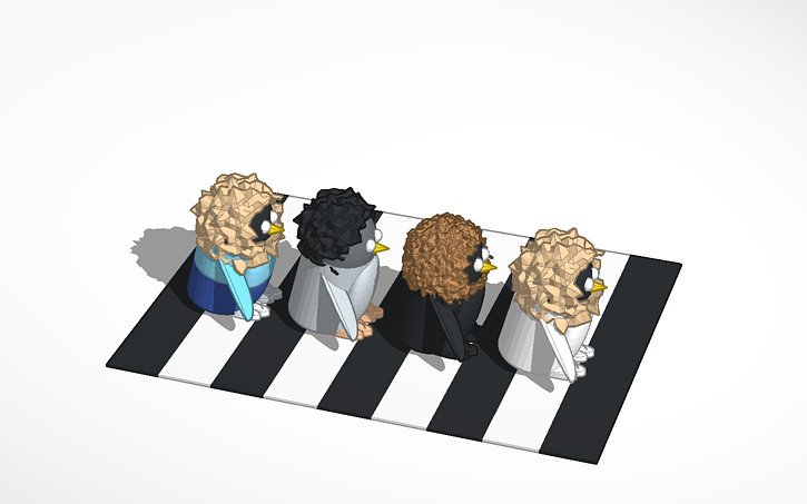 The Beatles - Abbey Road by Andrew D Kiwi