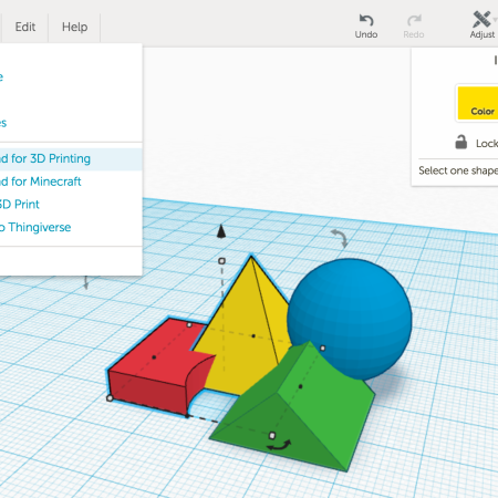 New Features Page 2 Tinkercad Blog