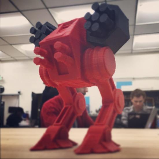 Tinkercad, 3d design, education, project, maker faire, robot