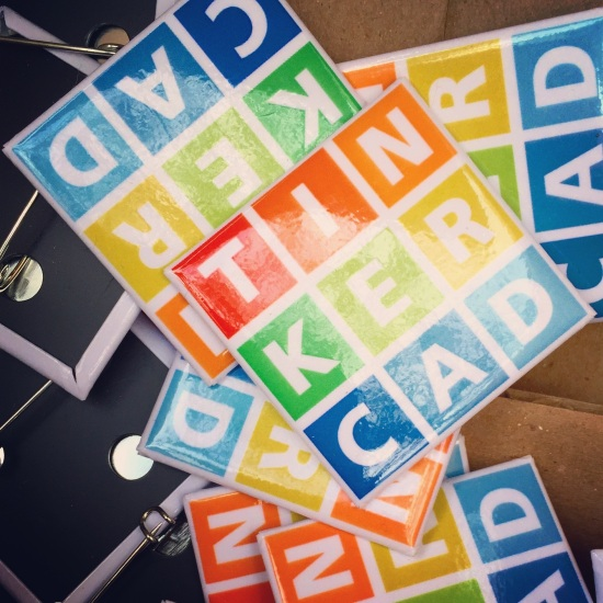 Tinkercad, 3d design, education, project, maker faire