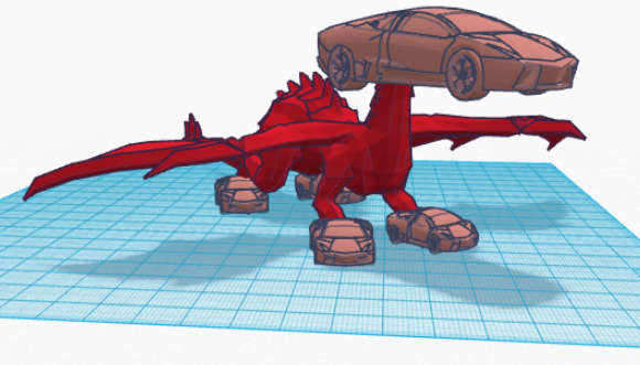 Current projects and current trends on tinkercad Tinkercad 3d