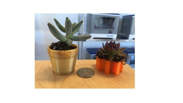 How Do I Design Amp 3d Print A Succulent Planter