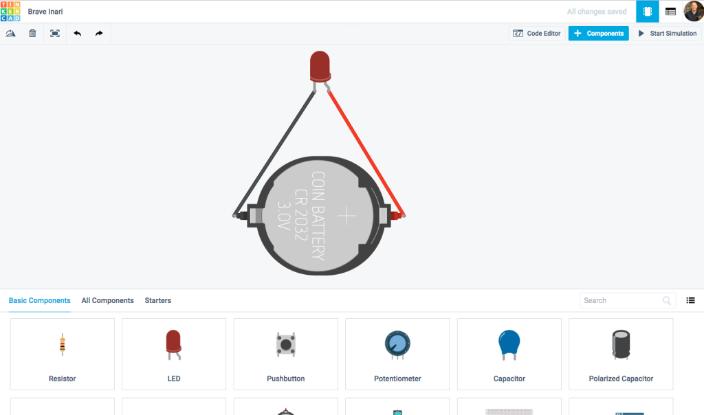 tinkercad circuits now live   u2013 tinkercad blog