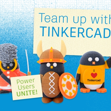 Tinkercad Blog – From Mind to Design in Minutes