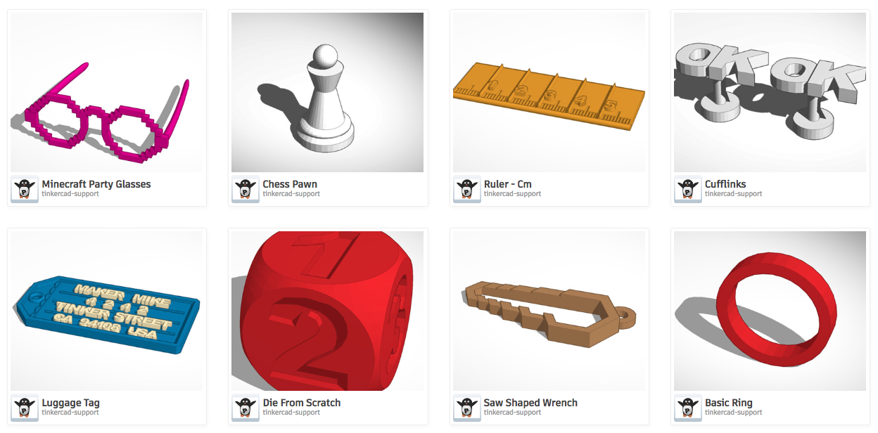 Getting Started in Tinkercad – Tinkercad Blog